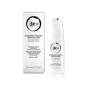 BE+ GEL HIDR CONFORT TOTAL HOMBRE 50 ML