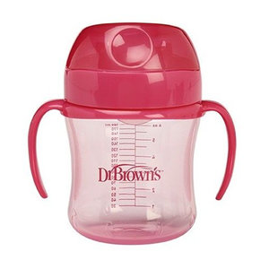 TAZA EDUCATIVA DR BROWN´S +6 MESES 170ML