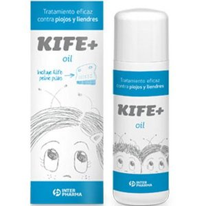 KIFE+ OIL PEDICULICIDA 100 ML