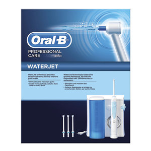 WATERJET IRRIGADOR DENTAL ORAL B MD16